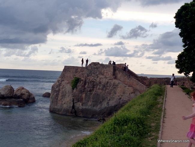 الصخرة الشهيرة في جالي
