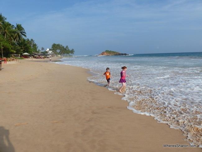 شاطئ ميريسا