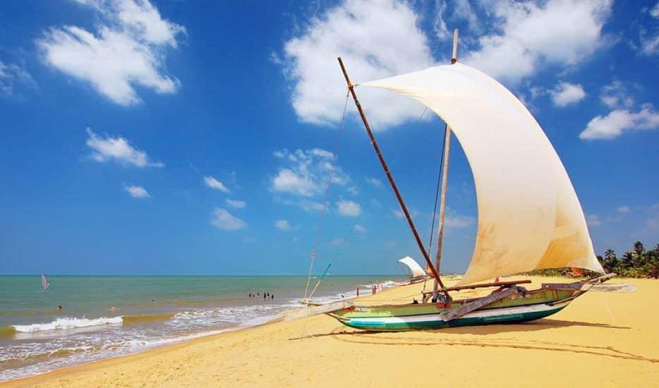 ساحل وشاطئ نيجومبو