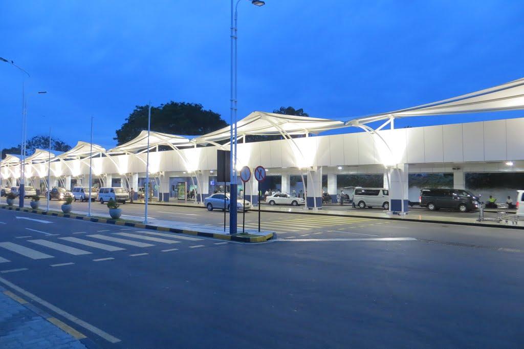 مطار نيجومبو