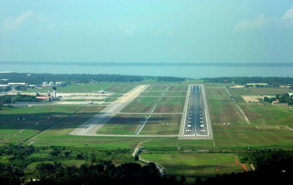 مطار مدينة جفنا